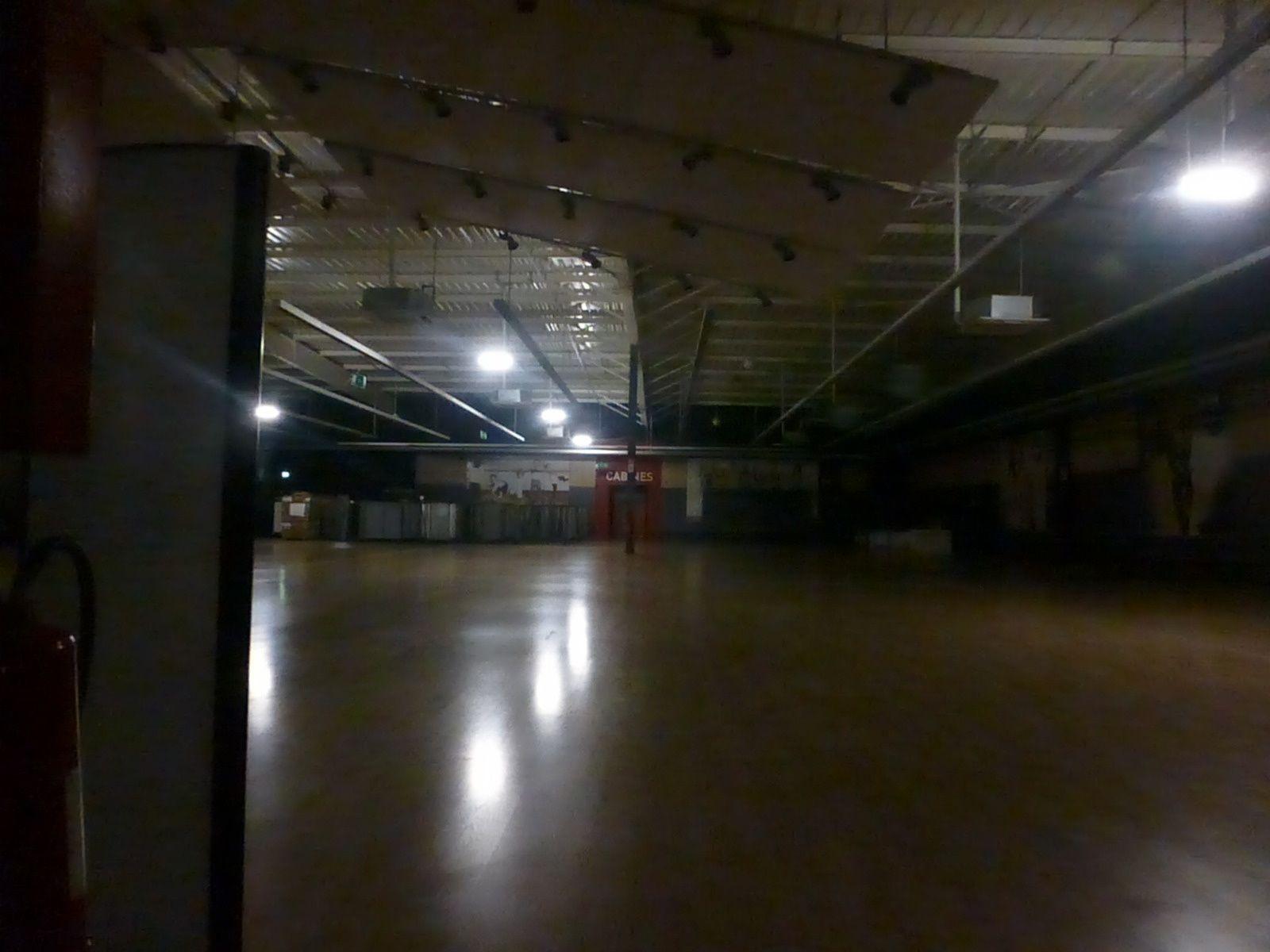 Ca y est, la Halle à l'Orée de Sologne est fermée