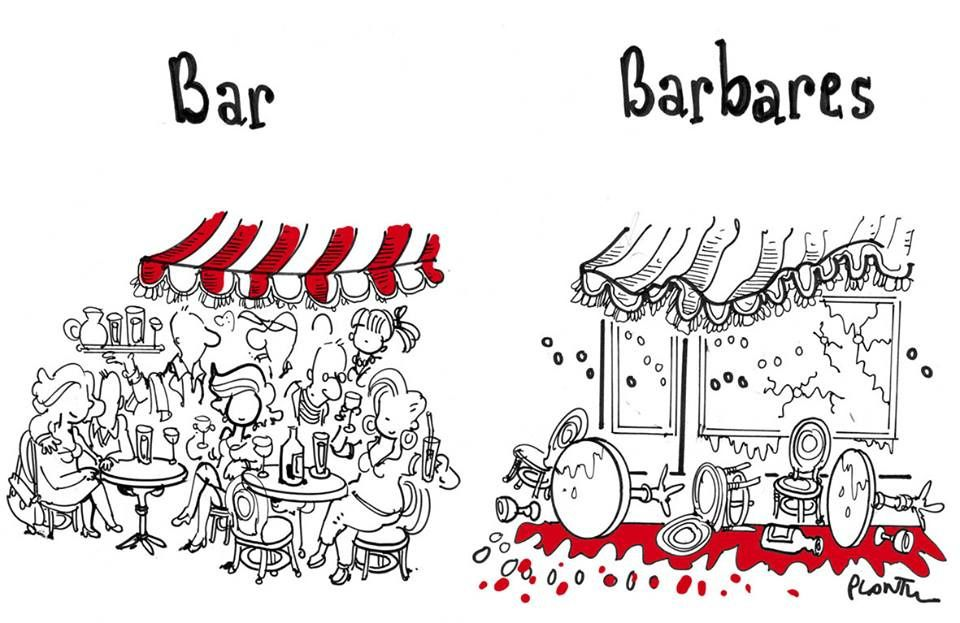 Brèves de barbares
