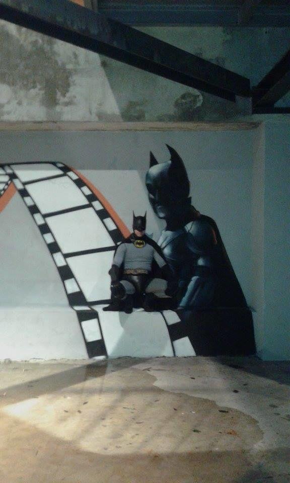Le Batman de Vierzon is back !