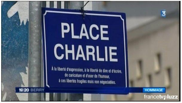 La place Charlie, promesse en l'air comme la place Jacques Brel