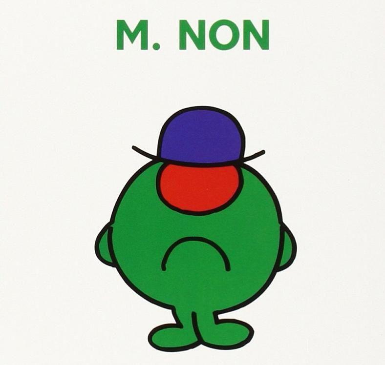 Monsieur Non a donc naturellement voté non à la prolongation de l'état d'urgence