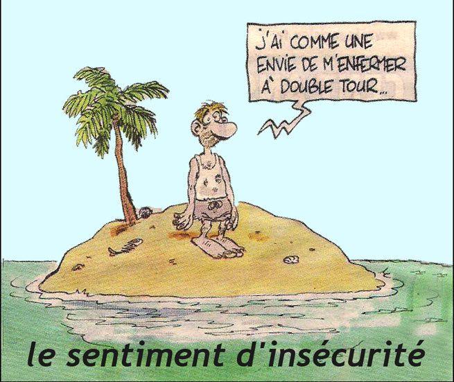Le sentiment d'insécurité est aussi nocif que l'insécurité : exemple au Forum République