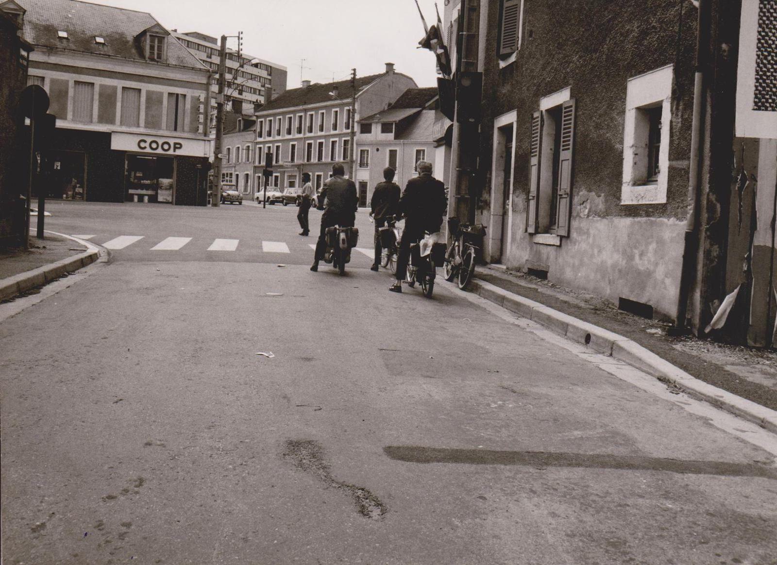 Le quartier du Tunnel-Château fête ses cinquante ans