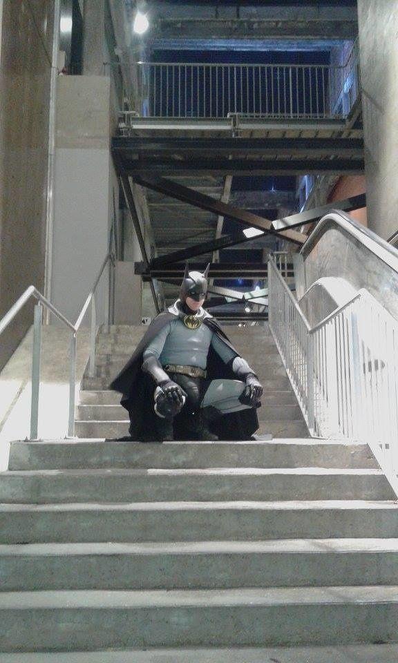 Batman, revient, ils sont devenus fous à Vierzon !