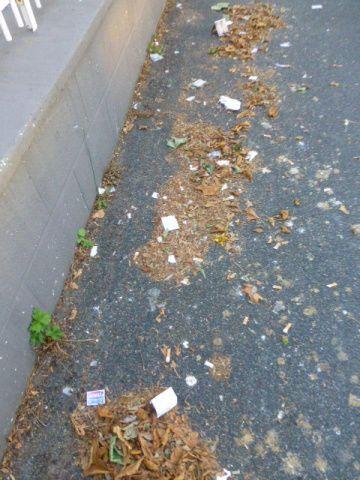 Il y a des rues que les nouvelles balayeuses ont du mal à trouver...