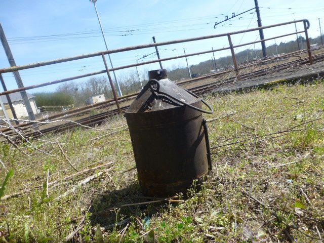 Vierzon de A à Z : W comme wagons, le train, « emblème » de la ville