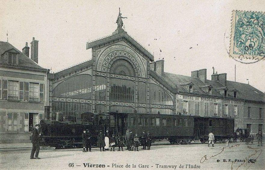 Un tramway nommé Vierzon ?