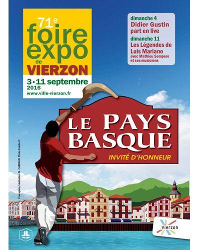 Foire-expo : à Bourges c'est Cuba, à Vierzon c'est ... le pays basque !