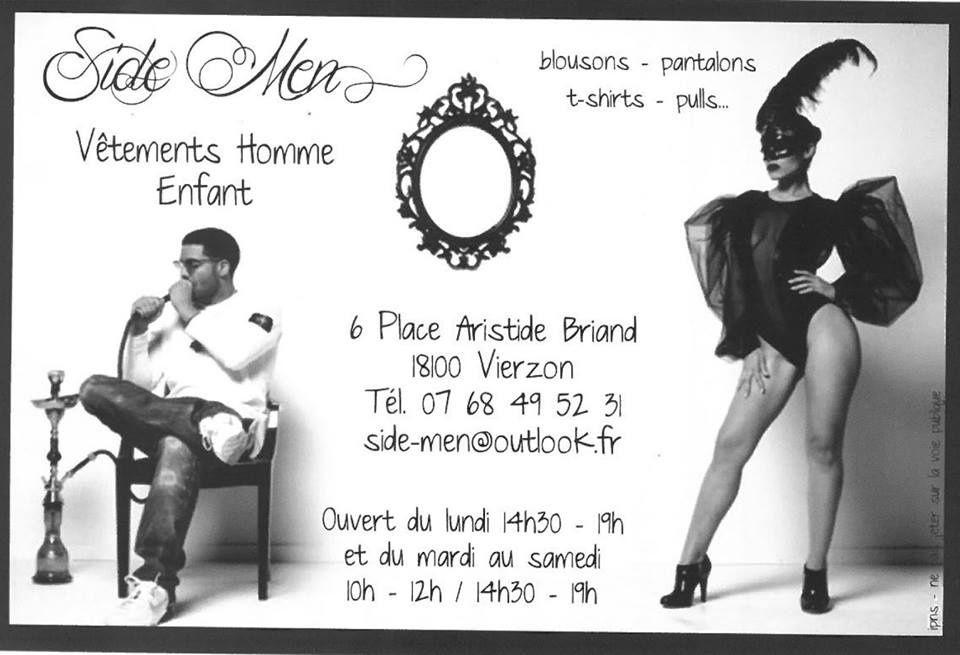Nouvelle boutique place Aristide-Briand. Ouverture samedi 1er octobre.