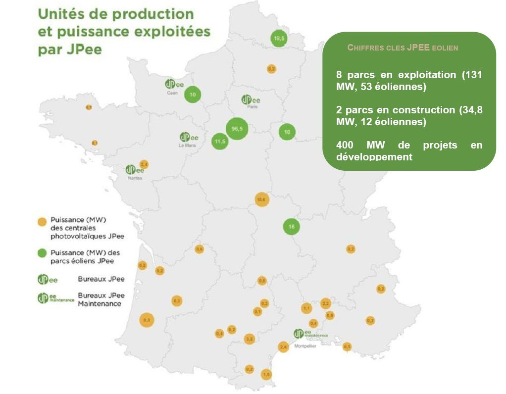 Bientôt six éoliennes à Coulanges à Brinay ?