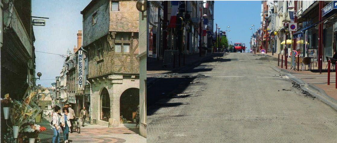 En 2017, la rue Joffre sera démontée et remontée avenue de la République