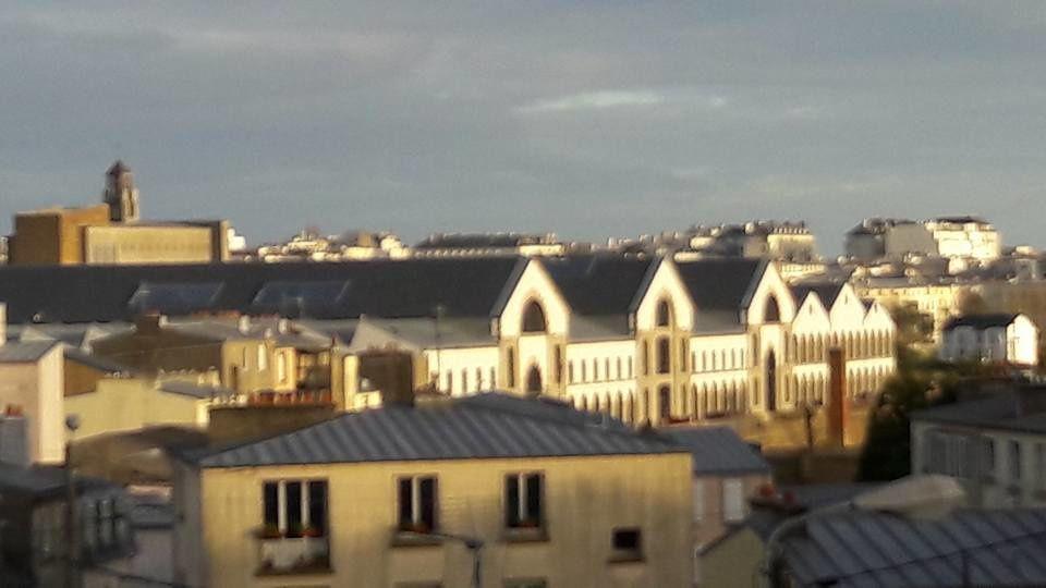 A Brest, une friche industrielle très habilement réhabilitée, on peut rêver à Vierzon !