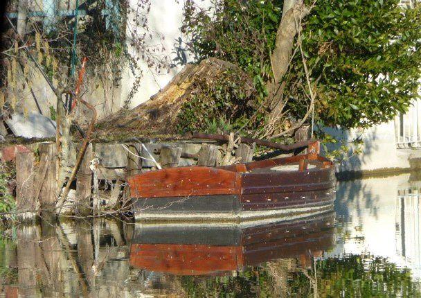 Vierzon, deux rives au bord de l'eau