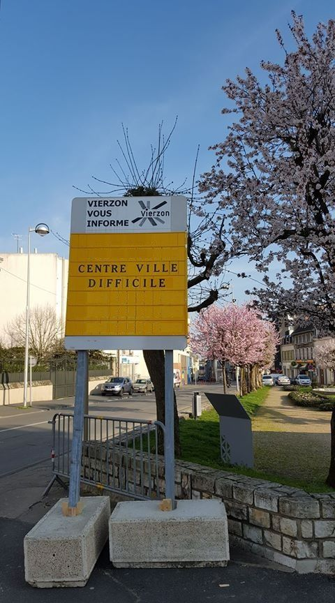 Attention ville en travaux : on vous aura prévenu !