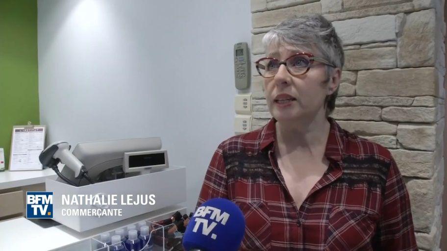 Le commerce de Vierzon sur BFM TV