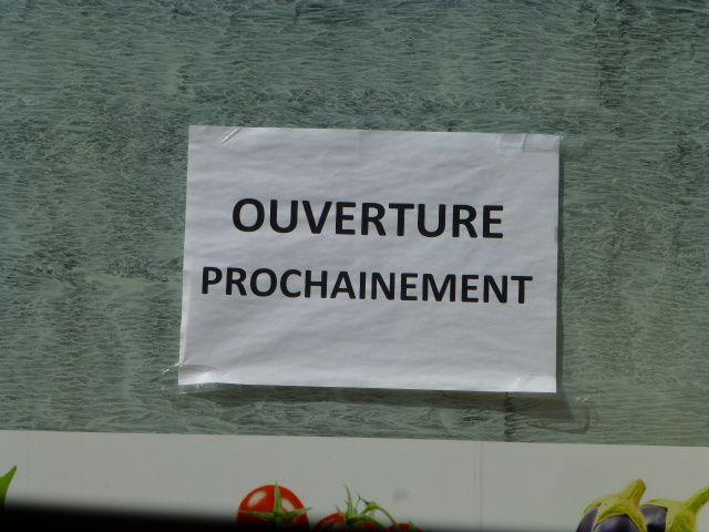 Place Foch : l'épicerie rouvre ses portes