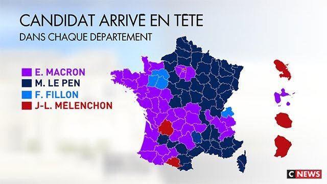 Un tiers des bureaux de vote de Vierzon placent le F.N en tête
