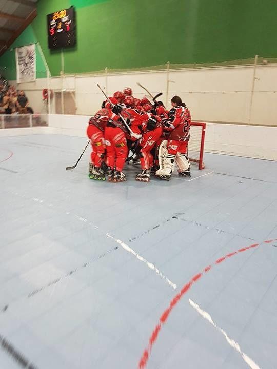 Demi-finale aller : les Prédateurs arrachent la victoire à Toulouse, 7 à 5 !