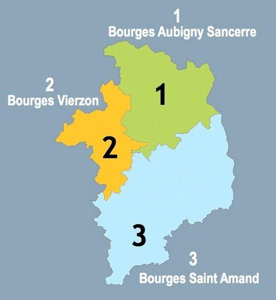 Le PC du Cher veut deux circonscriptions sans concurrence de la France insoumise