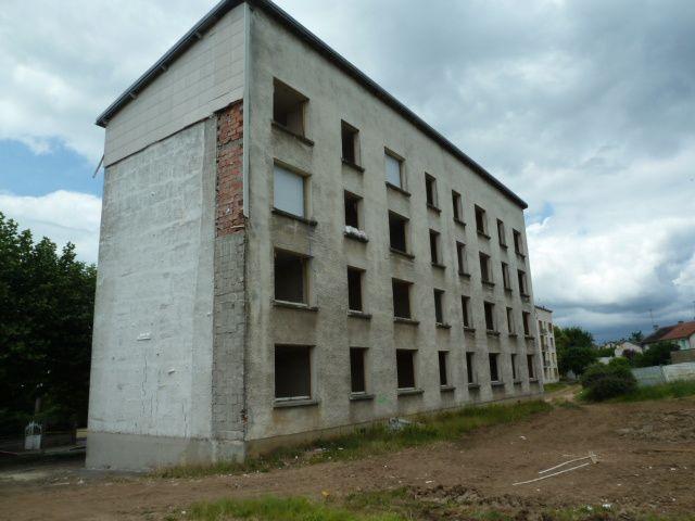 La démolition de la cité du Bourdoiseau reportée à septembre pour cause de désamiantage plus long que prévu