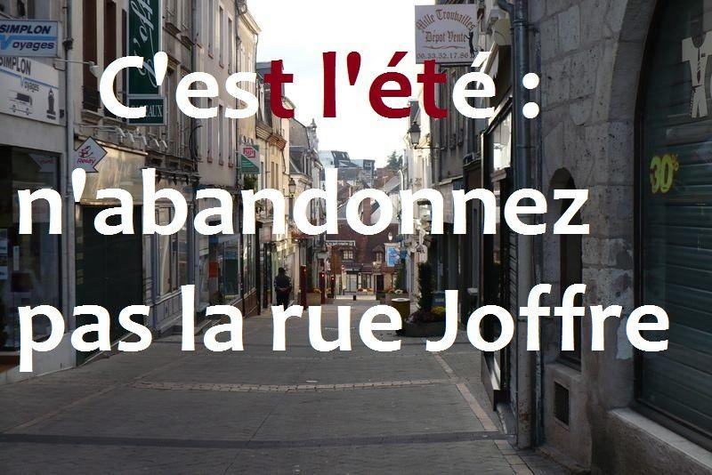 La rue Joffre existe, allez-y !