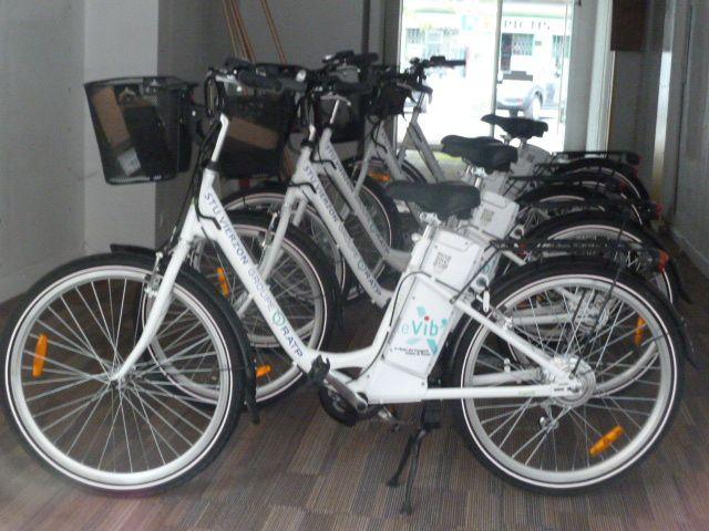 Exclusif : la ville troque ses bus contre des vélos électriques !