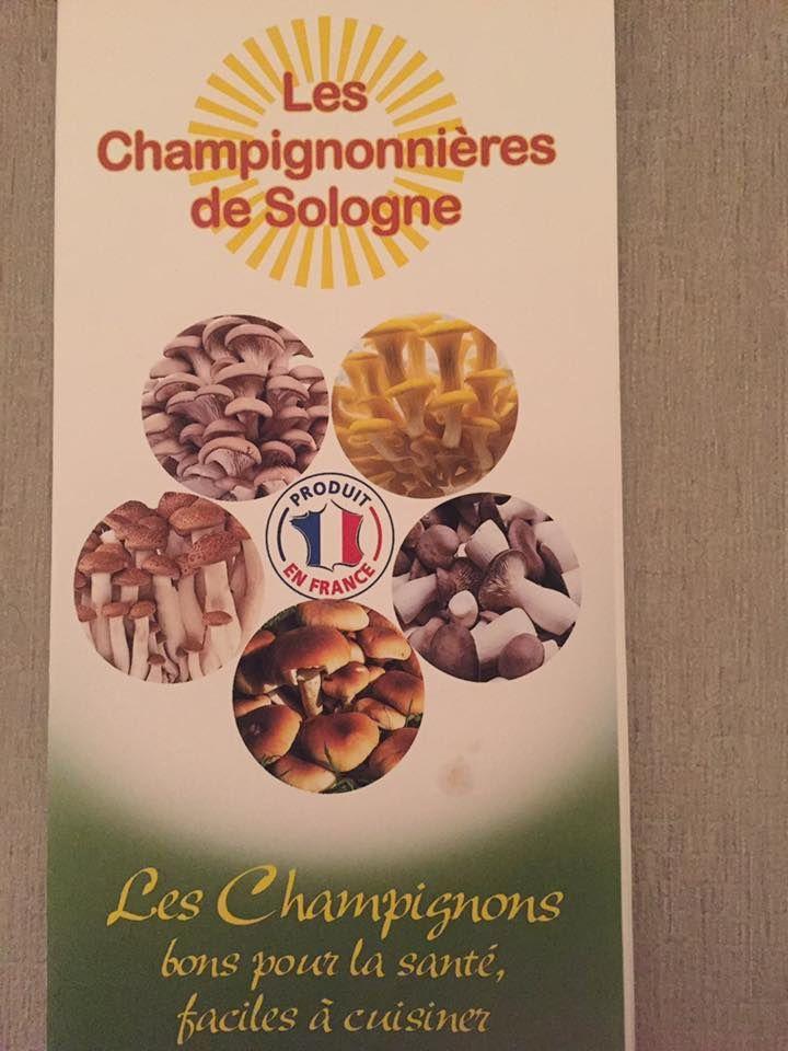 Les champignonnières de Sologne seront tous les jeudis au marché ...
