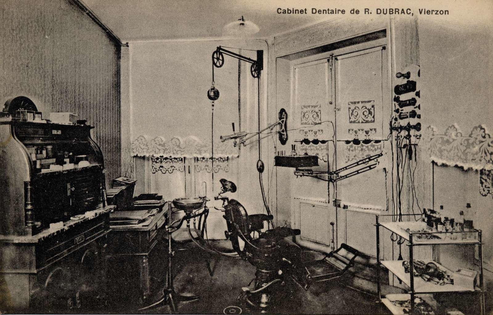 Cabinet Dentaire Mille on
