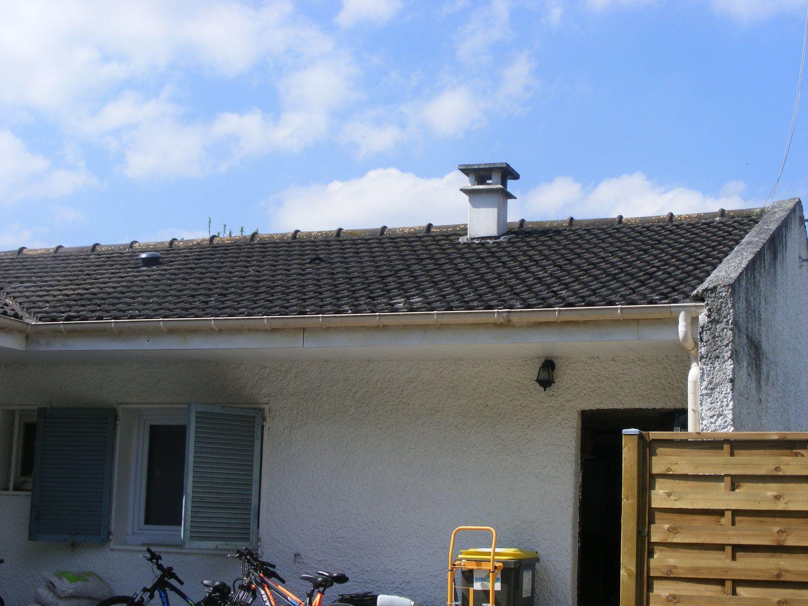 D 39 une toiture b ton vers une toiture terre cuite et modifications pour infiltrations d 39 eau le - Difference tuile beton et terre cuite ...