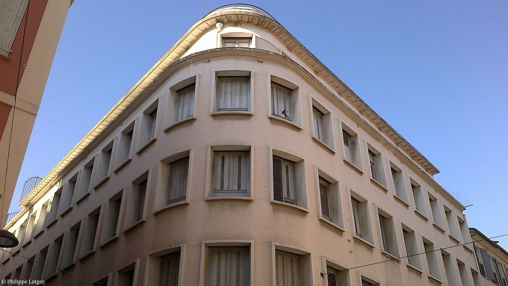7 rue Alsace Lorraine, 7 rue de la Barre, Maison Galinier, 40 av Gilbert Brutus de Férid Muchir