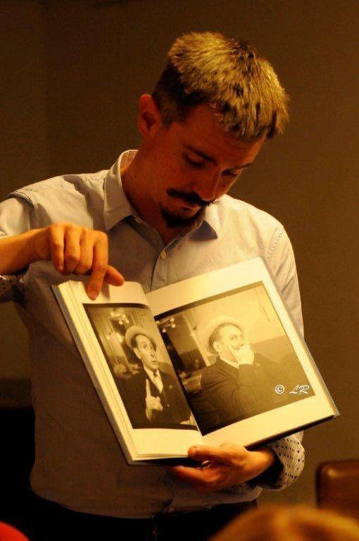 Remerciements à Vincent Lisita, au CML et à la Librairie Torcatis