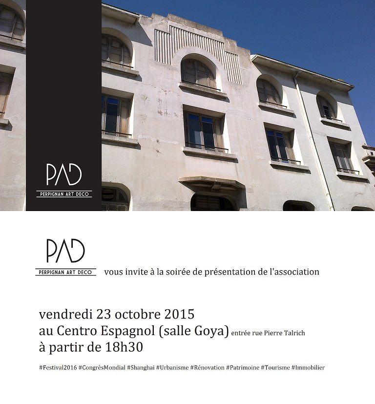 Vendredi 23 octobre 2015 au Centro Espagnol