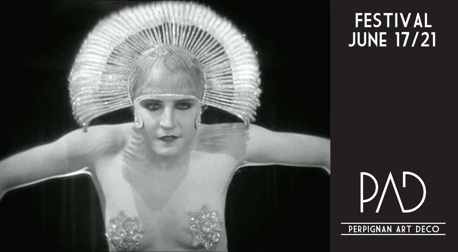 Metropolis de Fritz Lang 1927 au Cinéma le Castillet (centre-ville)