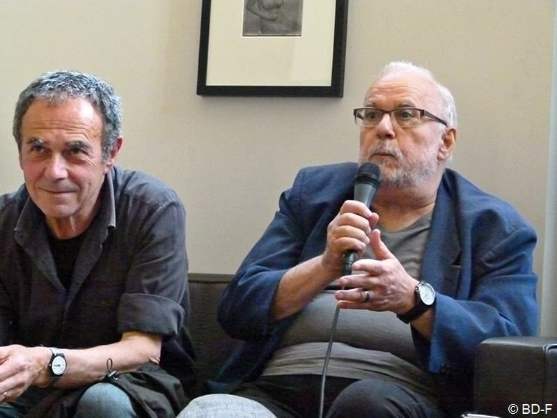 Le conférencier, auteur et journaliste Jacques Quéralt