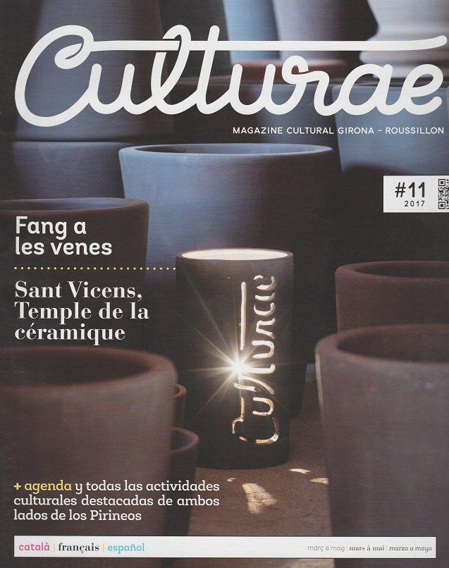 Culturae Magazine Mars / Mai 2017