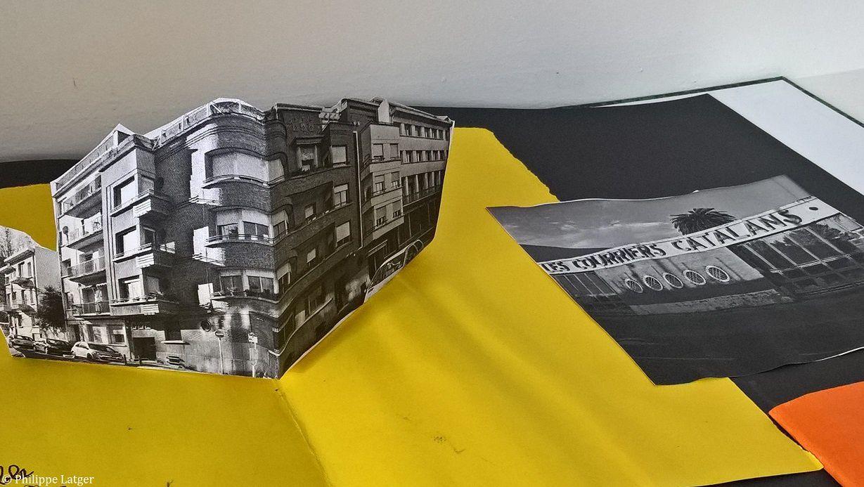 Expo Sur les pas de Férid Muchir à l'Atelier d'Urbanisme
