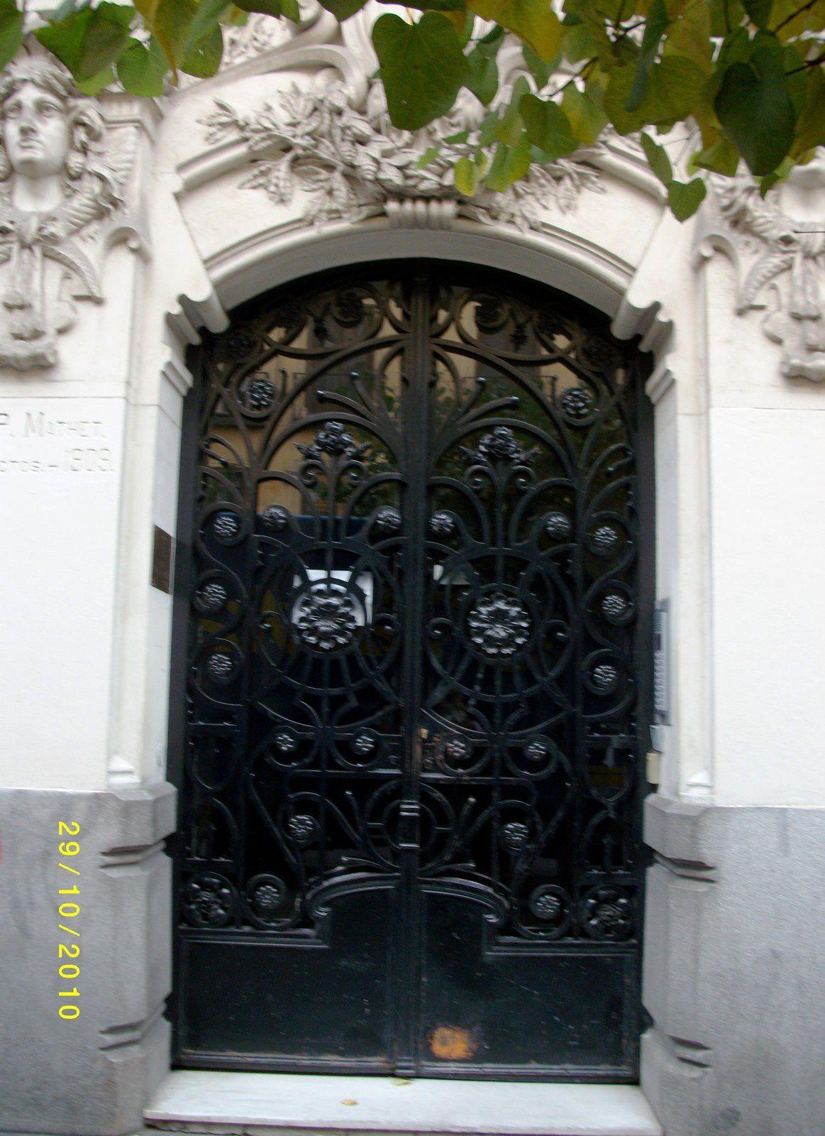 """Forgée"" - Madrid octobre 2010"