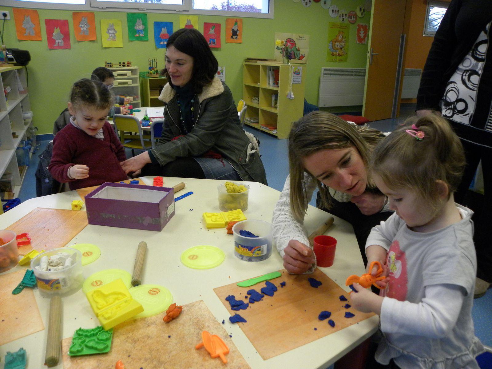 Les futurs élèves ont visité leur école