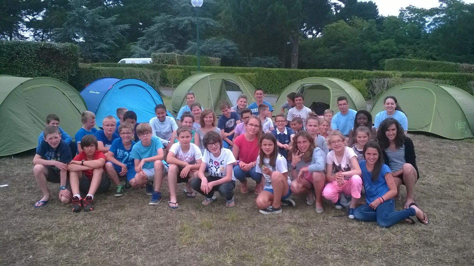 Mini camps Saint Malo
