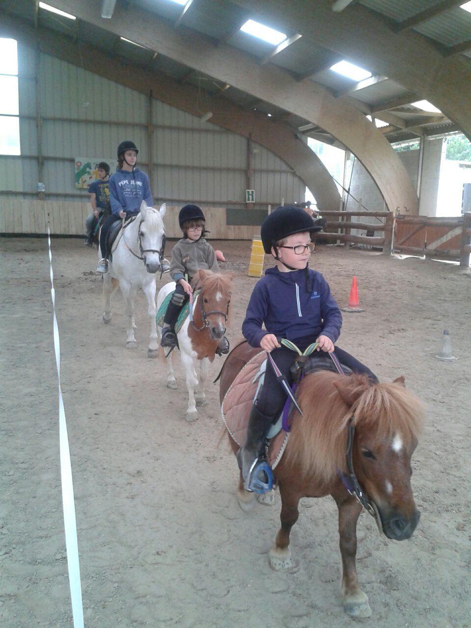 Quelques photos de nos cavaliers