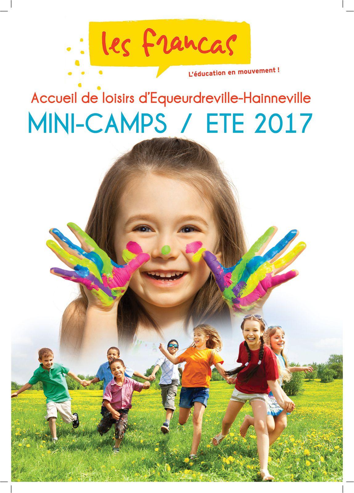 MINI-CAMPS ÉTÉ 2017