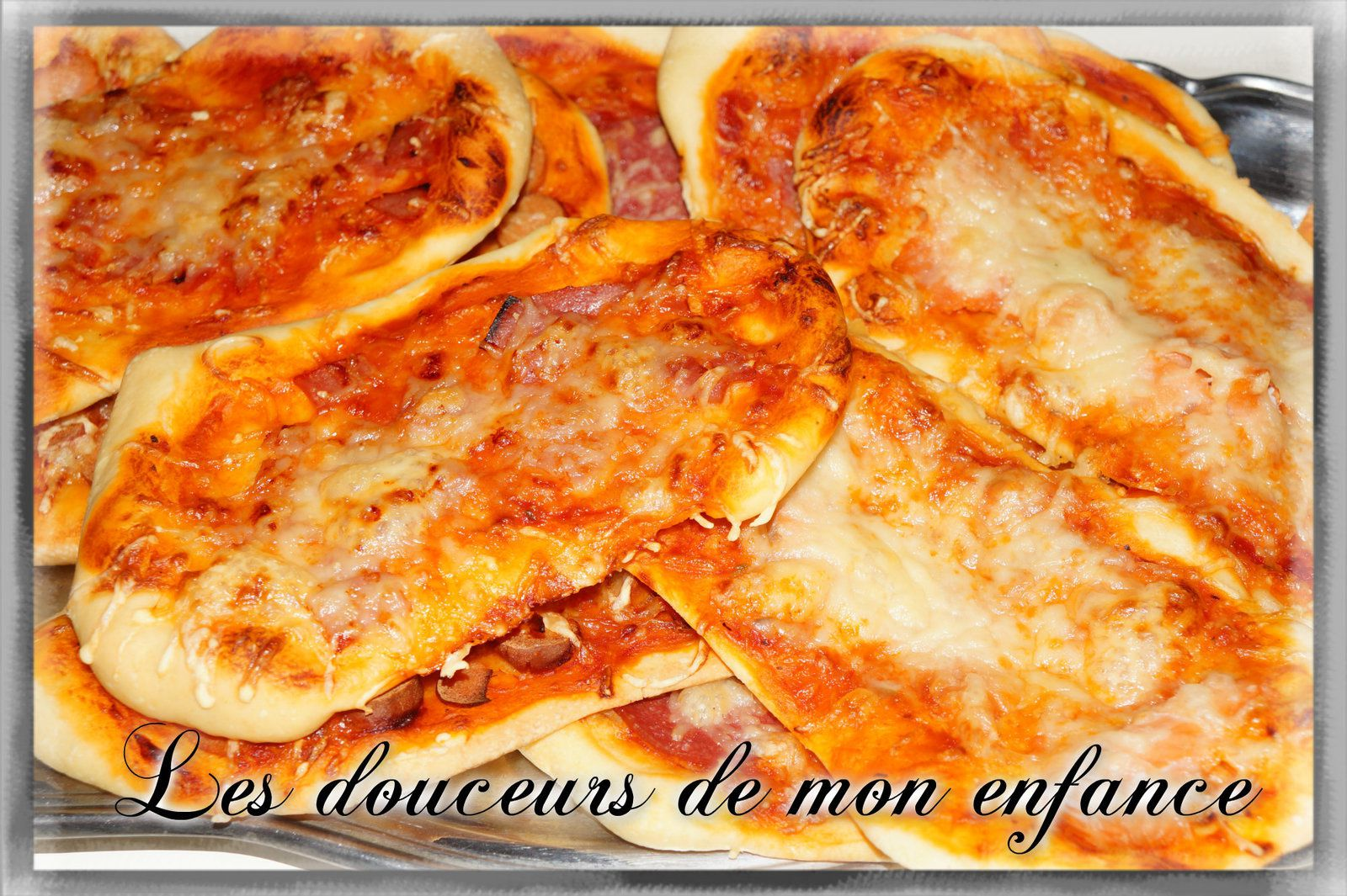 Pizza individuelle