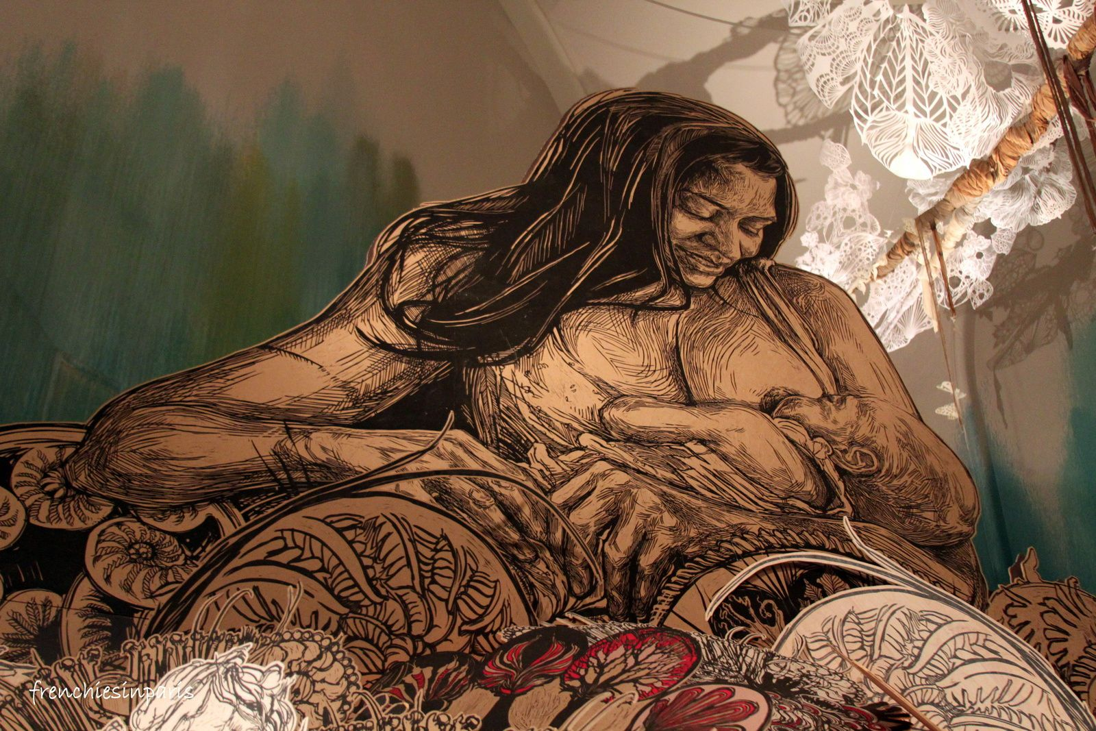 Swoon's Submerged motherlands