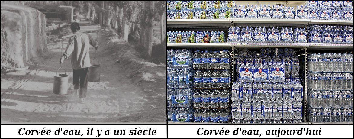 Améliorer son eau de consommation