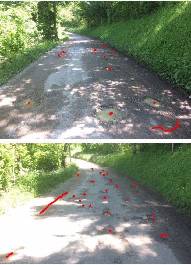 Route de Mollard-Bellet : ils ne sont vraiment pas contents !