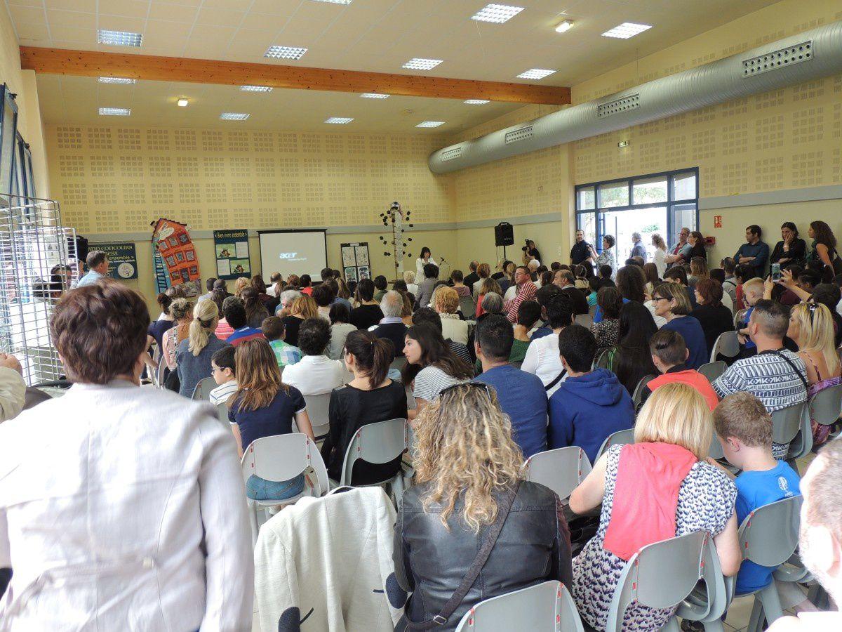 P-O/ Gesa : superbe réussite de l'opération « Bien Vivre Ensemble » qui a donné lieu à une remise de prix événementielle devant un parterre de personnalités