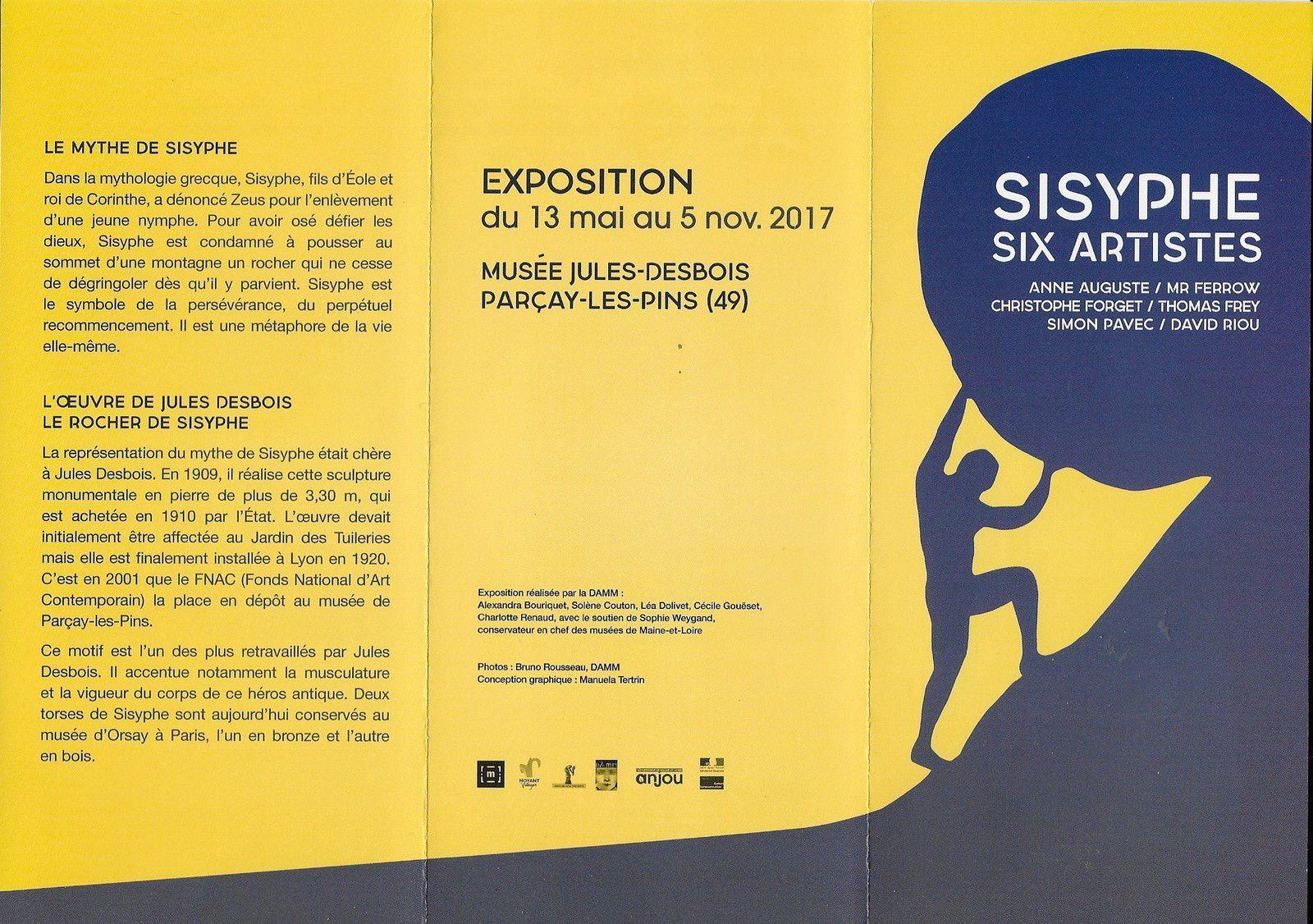 exposition du 13 mai au 5 novembre au musée Jules-Desbois à Parçais les pins (49)