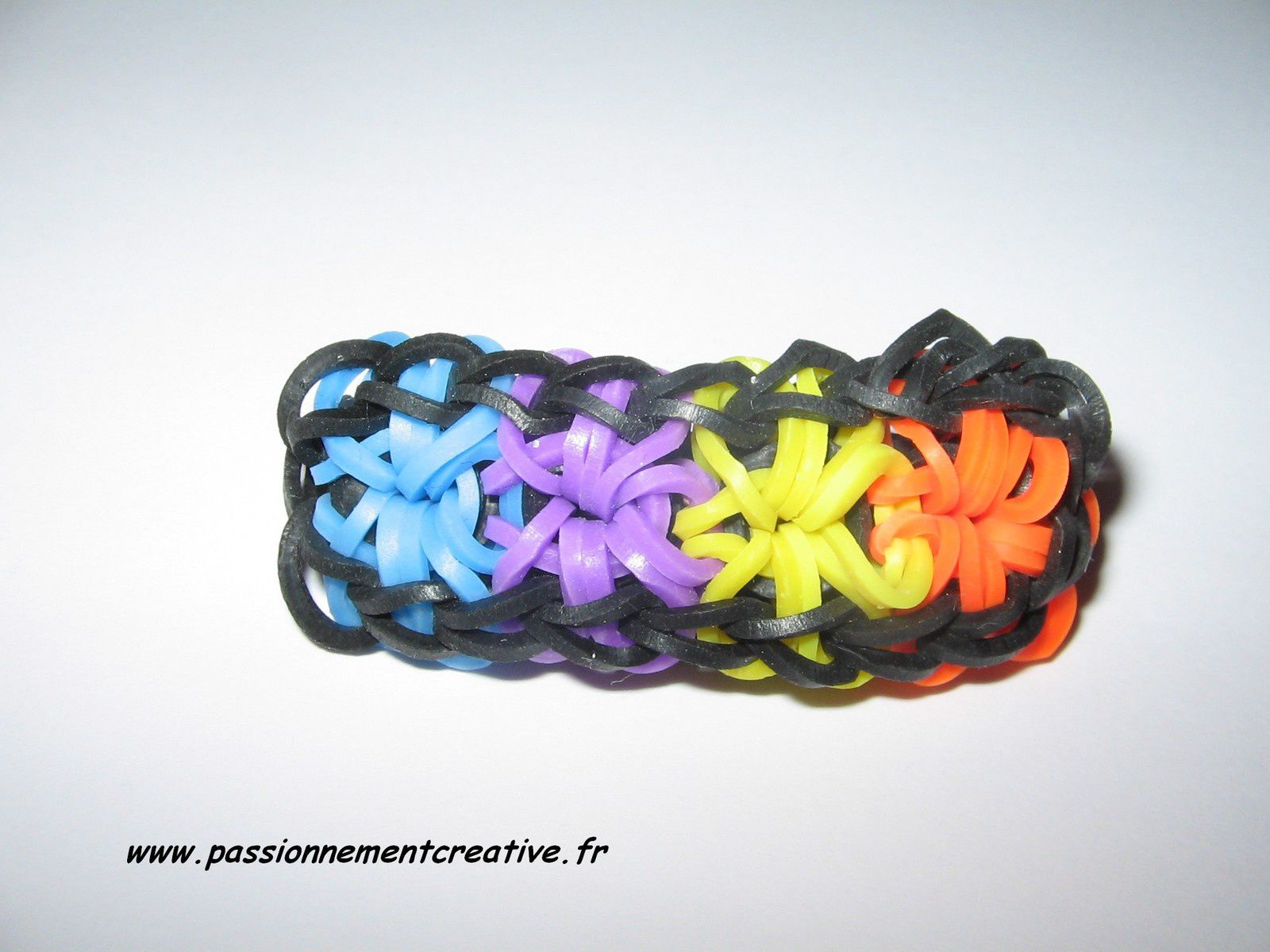 Barette RainbowLoom