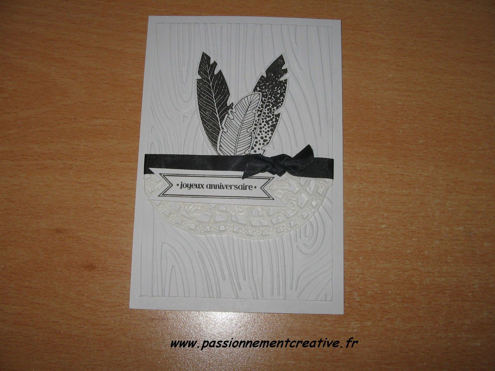 Cartes plumes