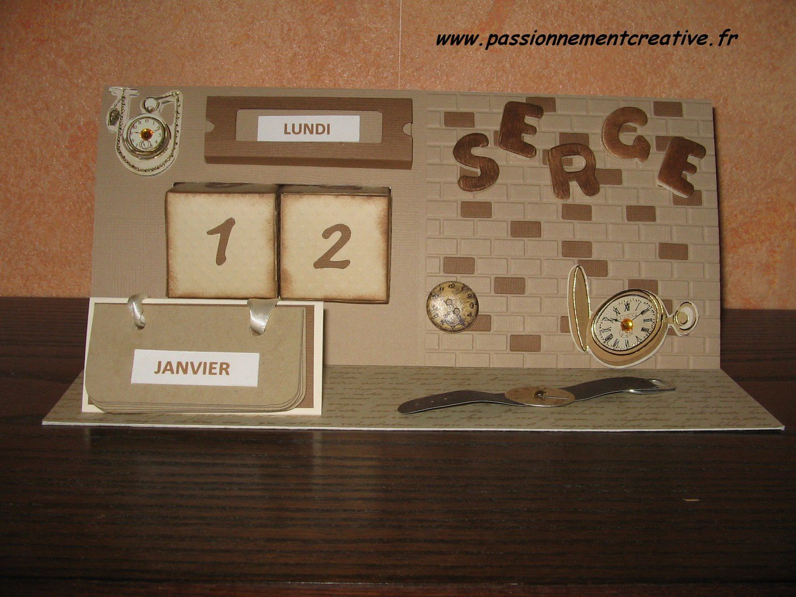 Calendrier perpetuel Montres